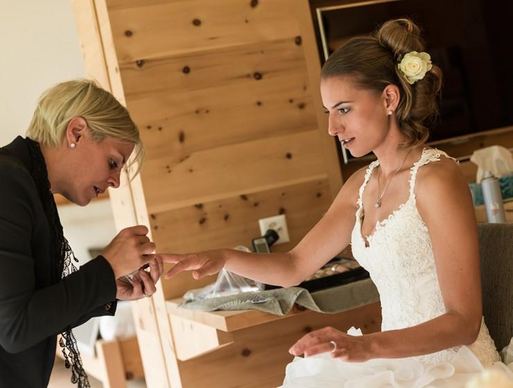 Alvetta Hochzeit